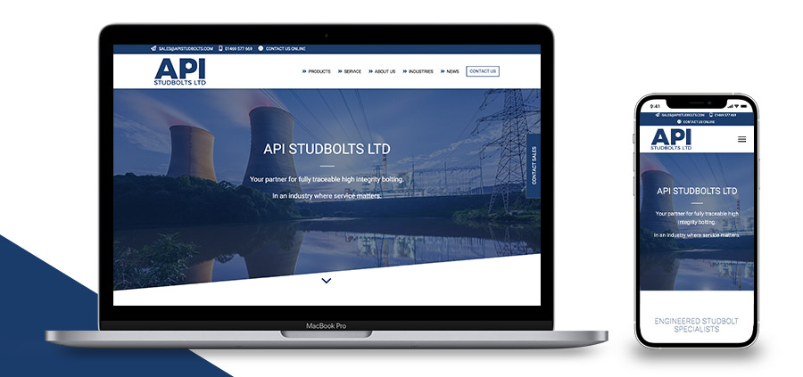 API proud to launch new Website